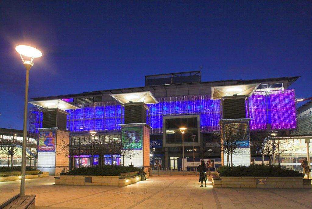 Façade & Public Realm Architectural Lighting - LTP Integration