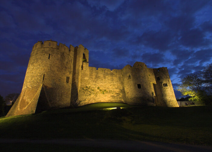 LTP Integration - Cadw - Architectural Lighting for Visitor Attractions