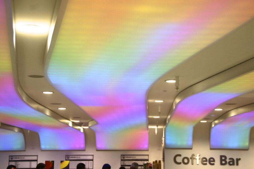 GOSH - Energy-Efficient Interior and Exterior Lighting for Healthcare