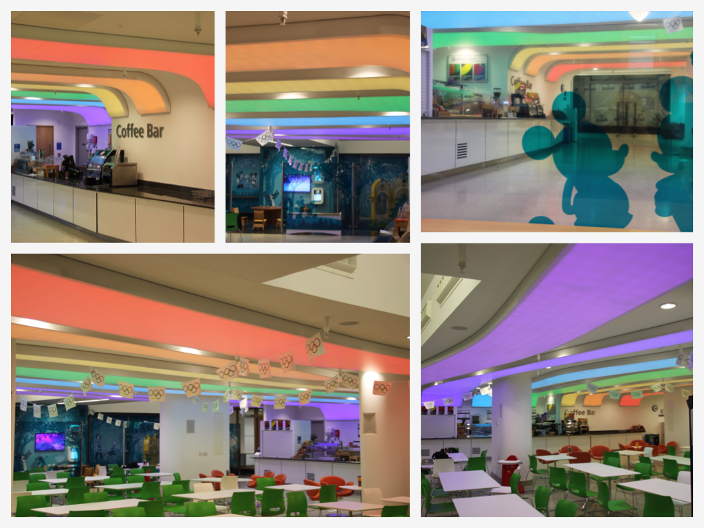 Great Ormond Street Hospital - Energy-Efficient Interior and Exterior Lighting for Healthcare