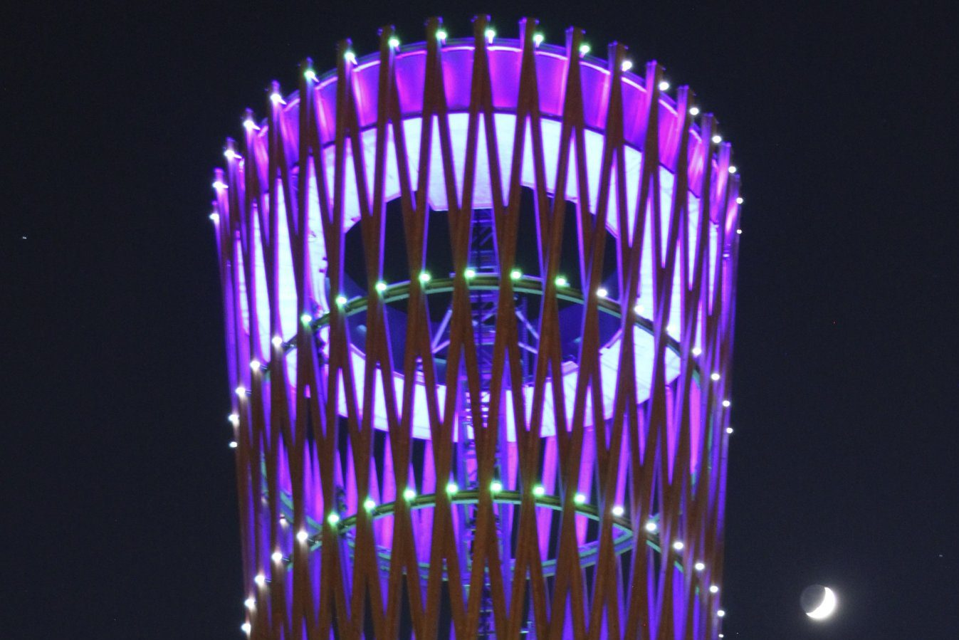 Strand East Tower - Architectural Lighting for Structures - LTP Integration