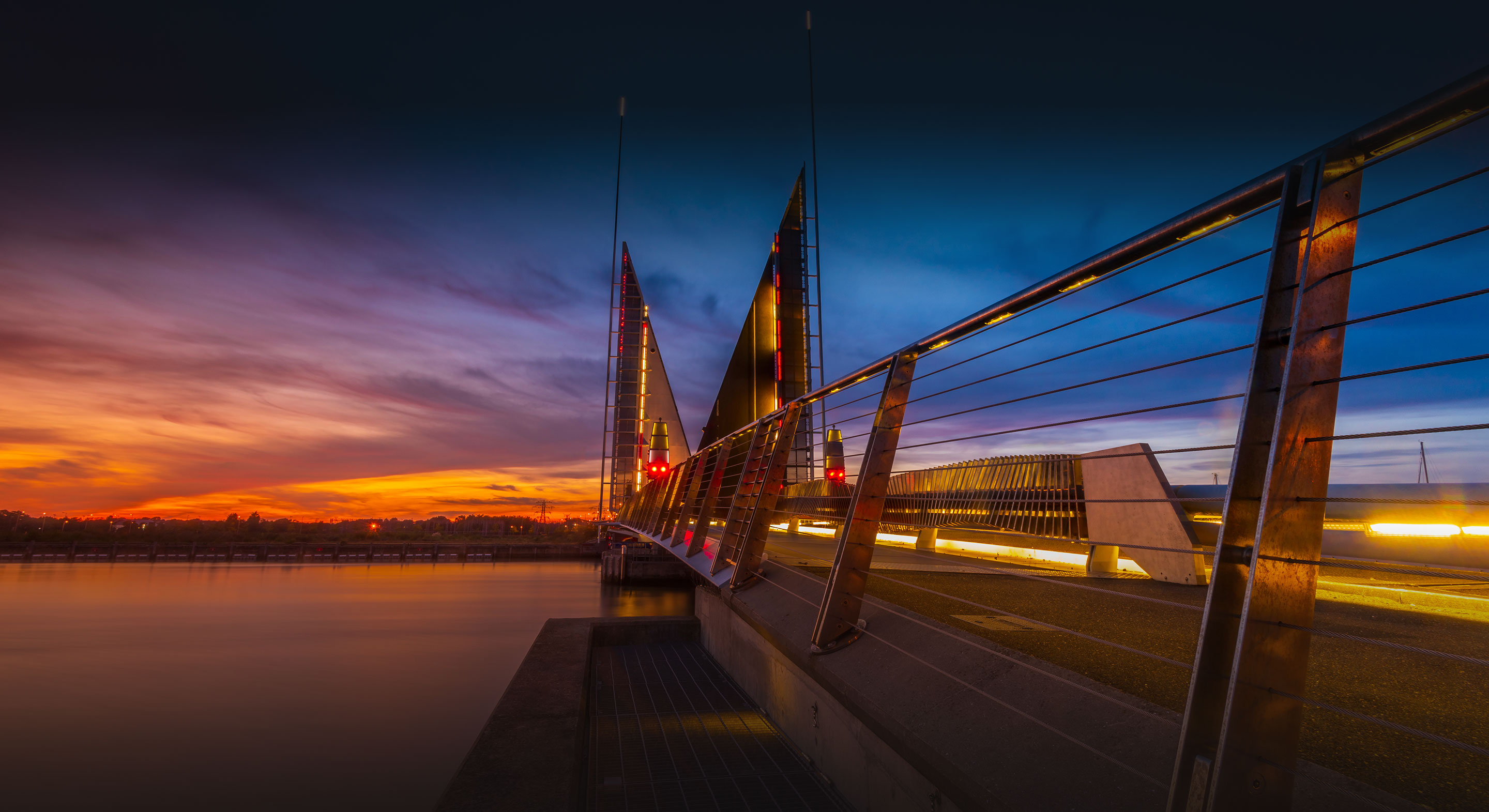 Architectural Lighting for Bridges - LTP Integration
