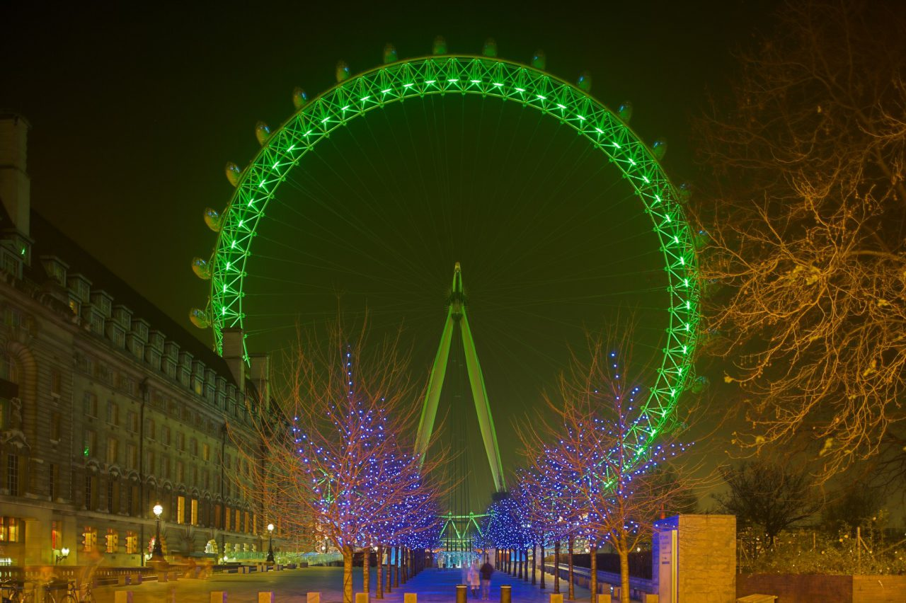 Architectural Lighting for Visitor Attractions - LTP Integration