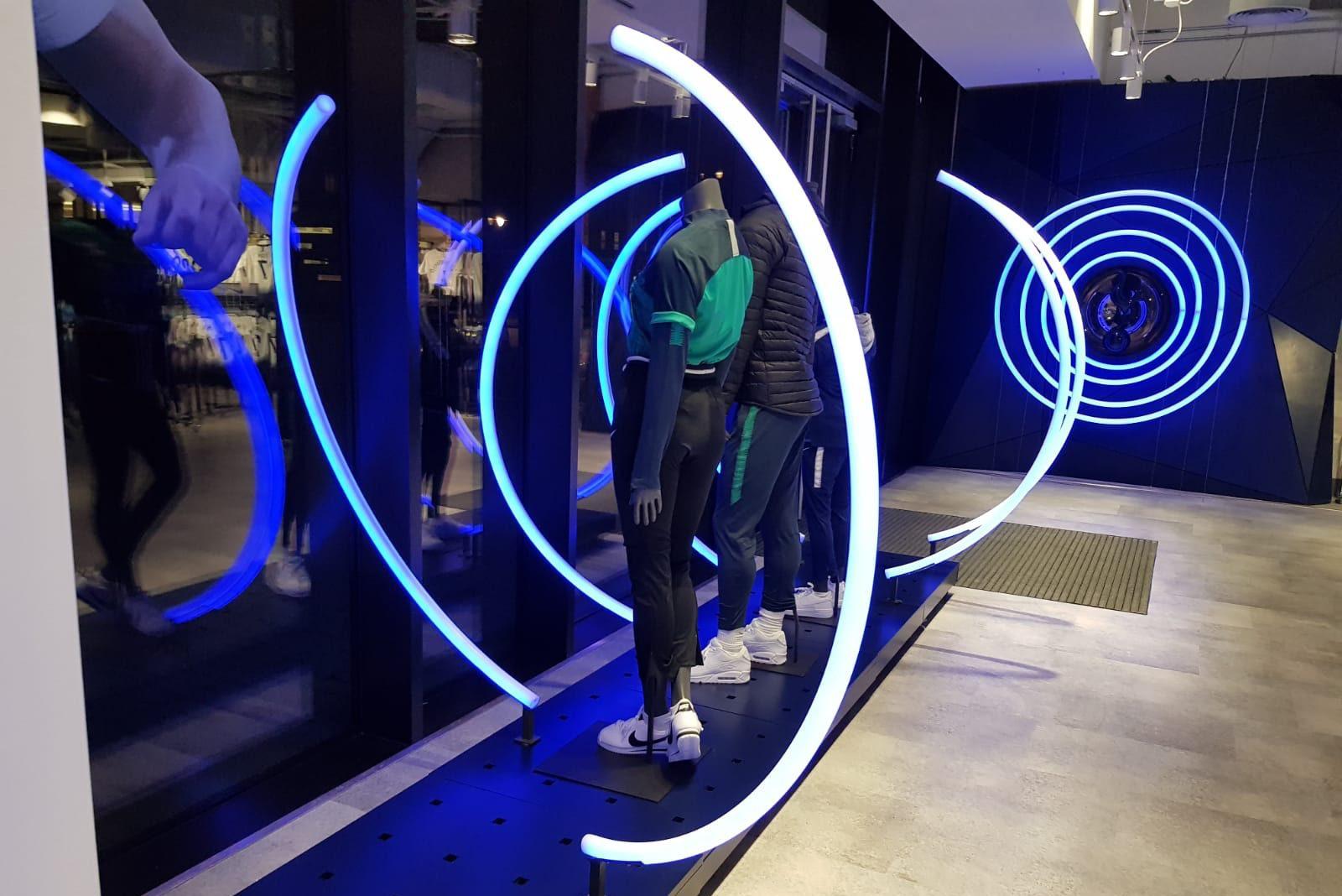 Decorative LED Tube Lighting - LTP Integration