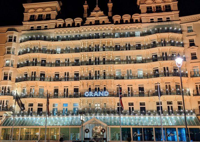 Grand Brighton Hotel - LTP Integration - (C) Neha Kher