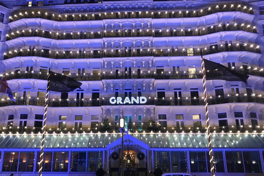 Grand Hotel Brighton (Blue) - LTP Integration