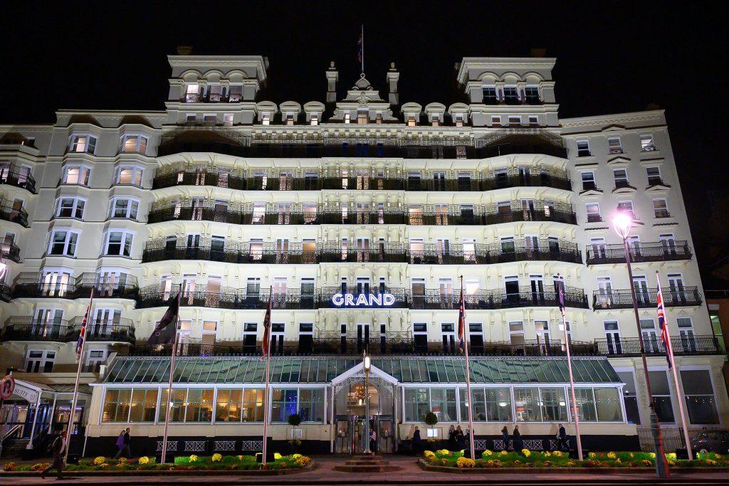 Grand Hotel Brighton - LTP Integration