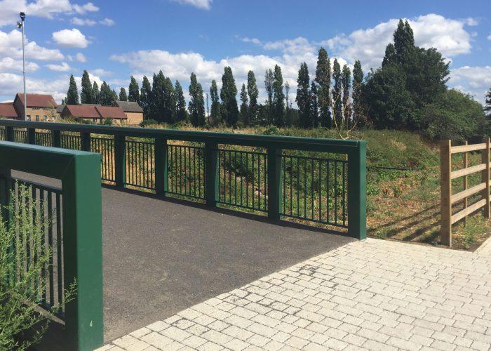 Ive Farm Bridge - LTP Integration