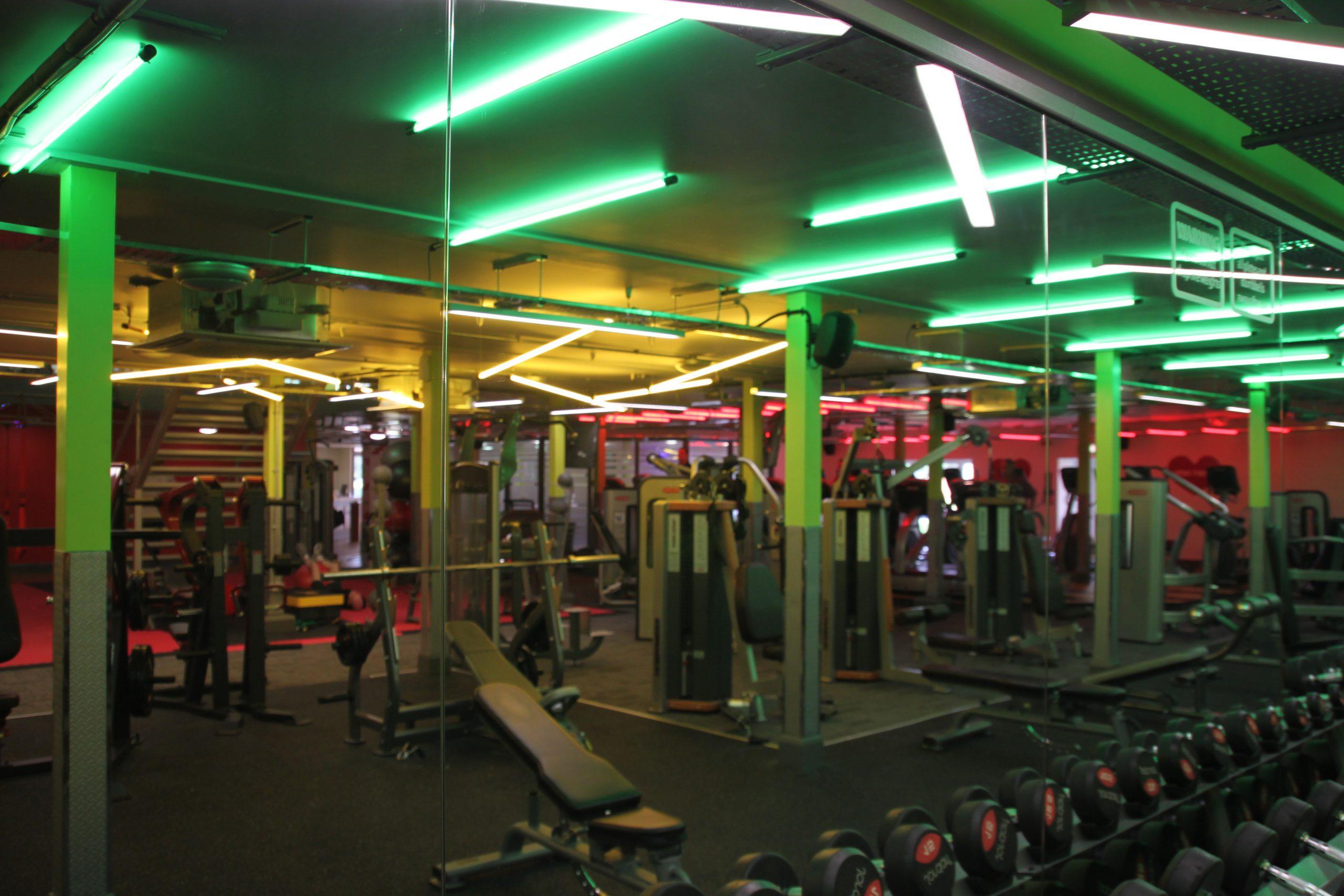 Robert Davies Health & Fitness Centre, Llanelli - LTP Integration