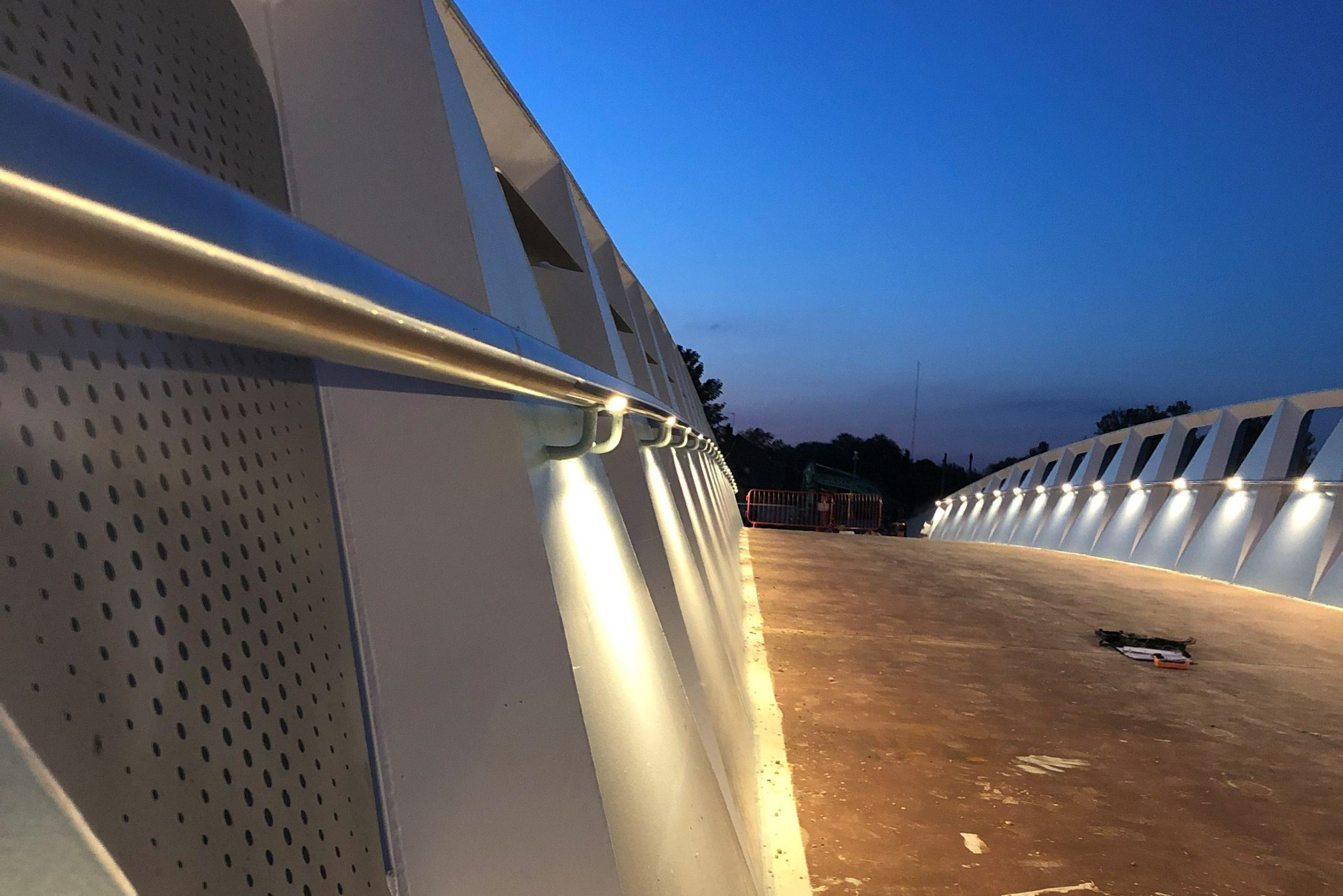 Abbey-Chesterton Bridge - LTP Integration