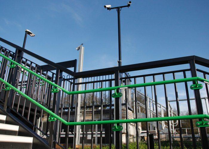 NUCKLE Phase 1 - Handrail Lighting - LTP Integration